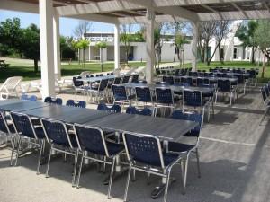 Centre EVADE Terrasse