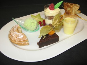 EVADE Dessert